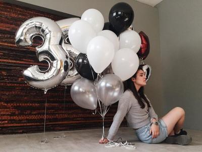 Доставка воздушных шаров в дни карантина