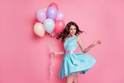 Воздушные шары для женщин